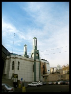 Incorporated Minarets